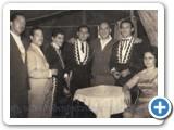 Locutor Hélio (Mágico Jaime) Celinho, Pedro Bento, Dr.Wilson, Zé da Estrada e Dona Terezinha
