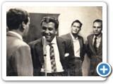 Miguel Aceves, Pedro Bento, Sulino, Oswaldi Audi - Rádio Nove de Julho