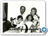 Pedro Bento, Maria, Hudson e Sirlene