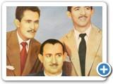 Pedro Bento, Zé da Estrada e Coqueirinho - 1959