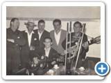 Pedro Bento, Zé da Estrada e Coqueirinho com Tião Aurélio e Amigos
