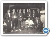 Pedro Bento e Zé da Estrada na Festa do Peão de Barretos - 1965