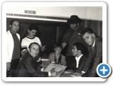 Pedro Bento e Zé da Estrada na Rádio 09 de Julho com Geraldo Meirelles, Joanito, Bernardo e Hudson
