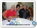 Zeka Perez, Sandra Cristina Peripato e Zé da Estrada