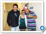 Roberto, Sandra Cristina Peripato e Meirinho