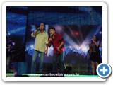 Roberto e Meirinho na gravação do DVD 40 Anos da Dupla - 01