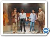 Roberto e Meirinho no Programa Canta Viola, com Marcelo Meirelles e Geraldo Meirelles