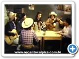 Roberto e Meirinho participando do Filme O Menino da Porteira com Sérgio Reis em 1978 - 01